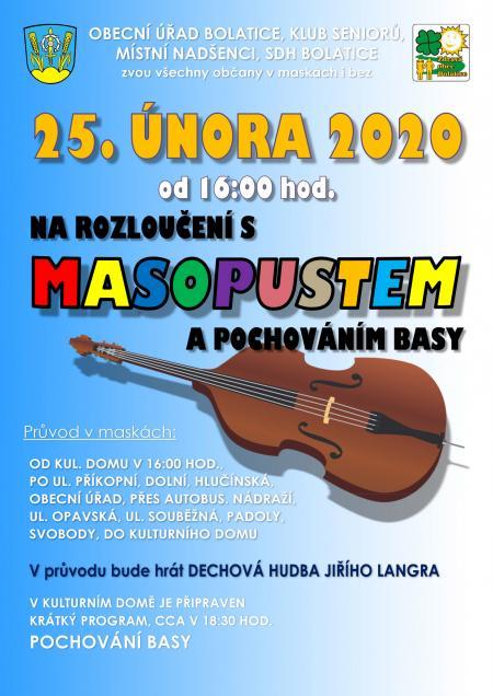 MASOPUST 1