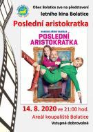 Letní kino - Poslední aristokratka 1