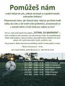 Fotbal za barákem 1