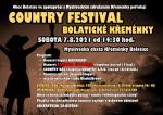 Country festival Křeménky 1