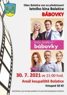 Letní kino - Bábovky 1