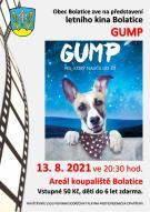 Letní kino - GUMP 2