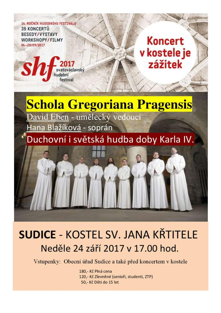 Schola Gregoriana Pragensis 1