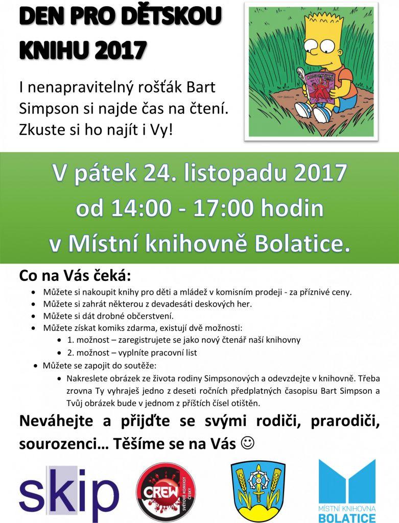 Den pro dětskou knihu 1