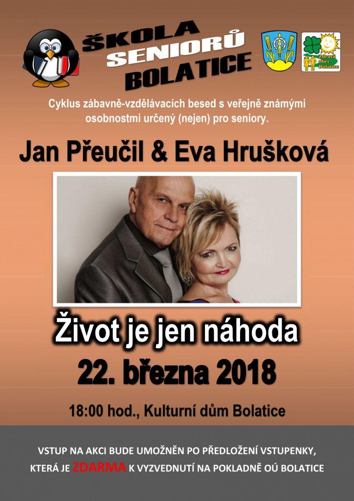 Život je jen náhoda - Jan Přeučil & Eva Hrušková 1