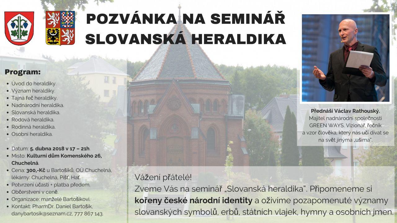 Seminář Slovanská heraldika 1