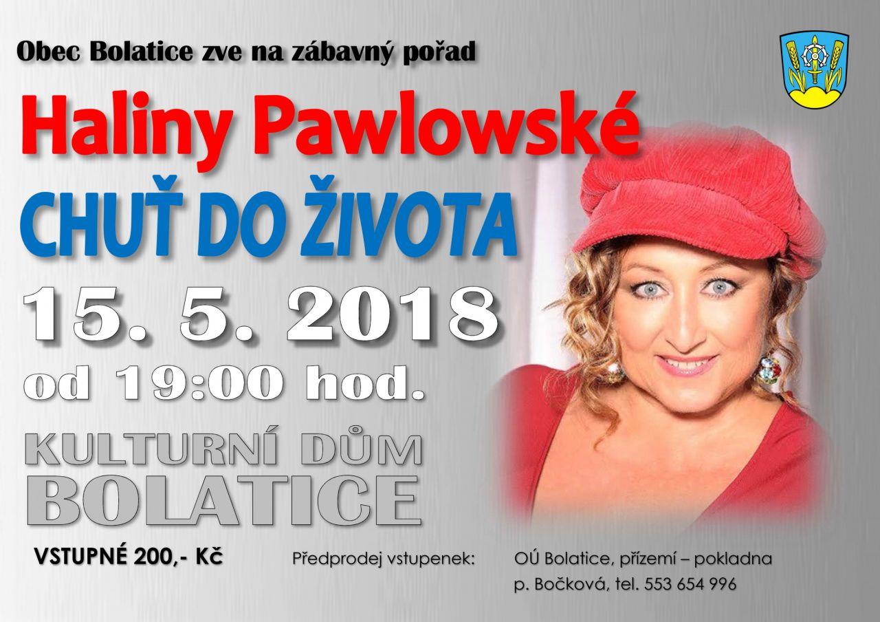 Halina Pawlowská - Chuť do života 1