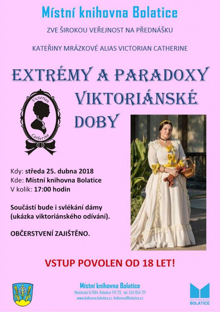 Extrémy a paradoxy viktoriánské doby 1
