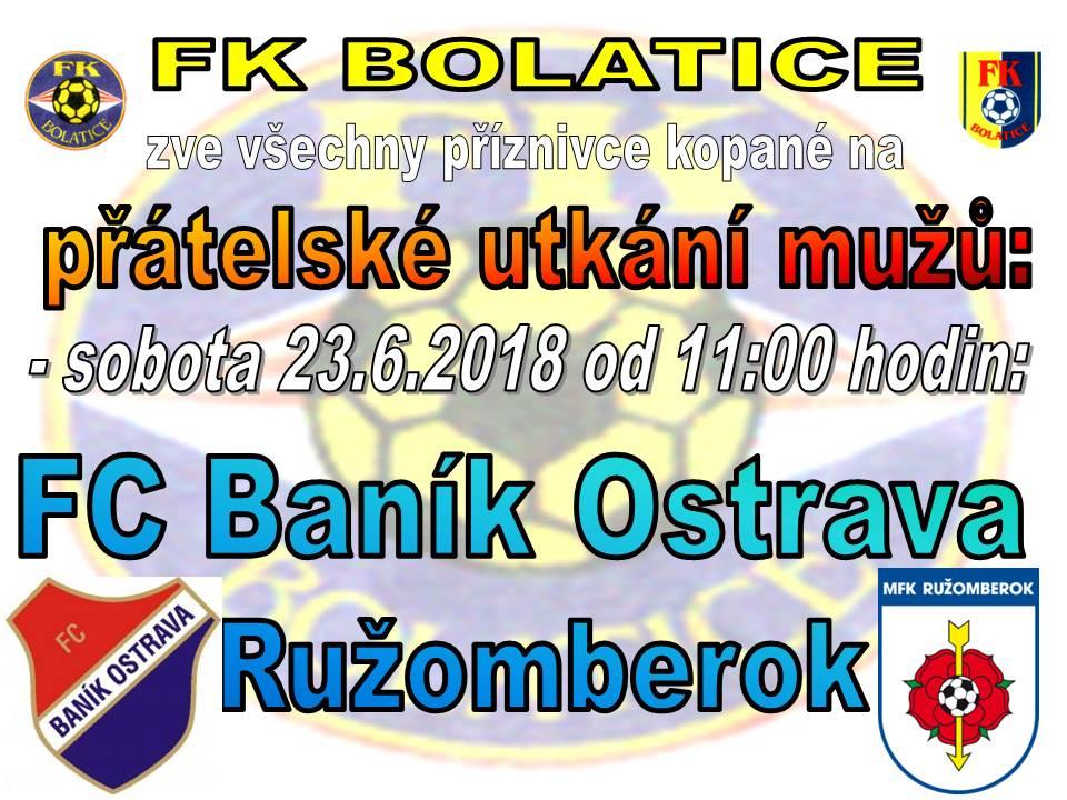 Letní příprava FK Bolatice 1
