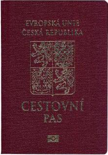 Změny vevydávání cestovních pasů po1.7.2018 1