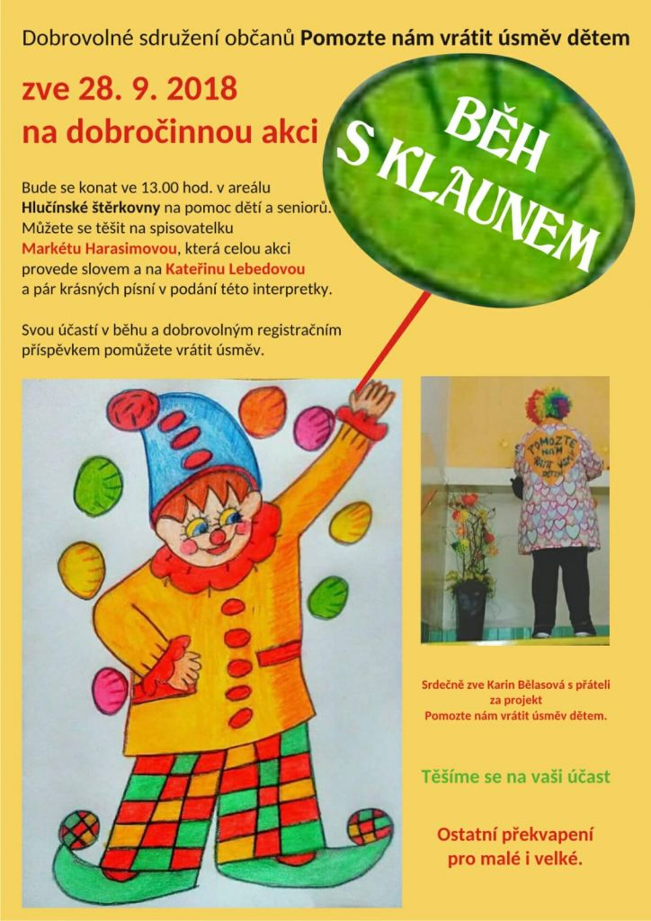 Běh s klaunem 1