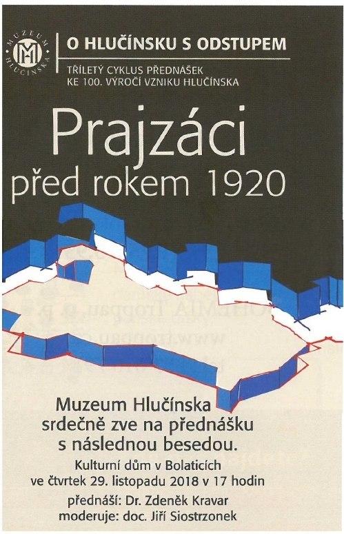 Prajzáci před rokem 1920 1