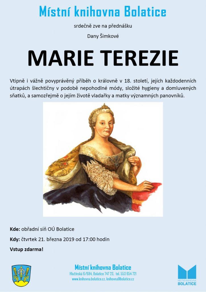 Marie Terezie 1