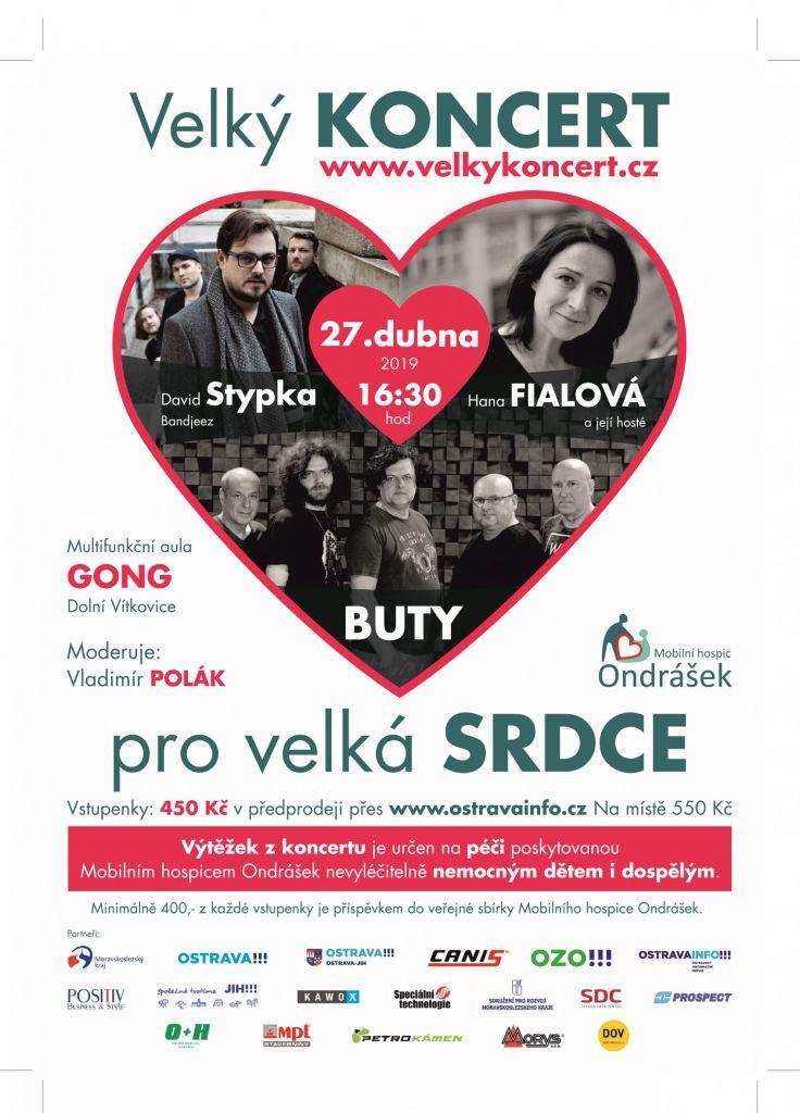 Velký koncert pro velká srdce 1