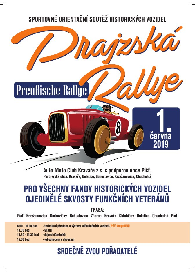 Prajzska rallye 1