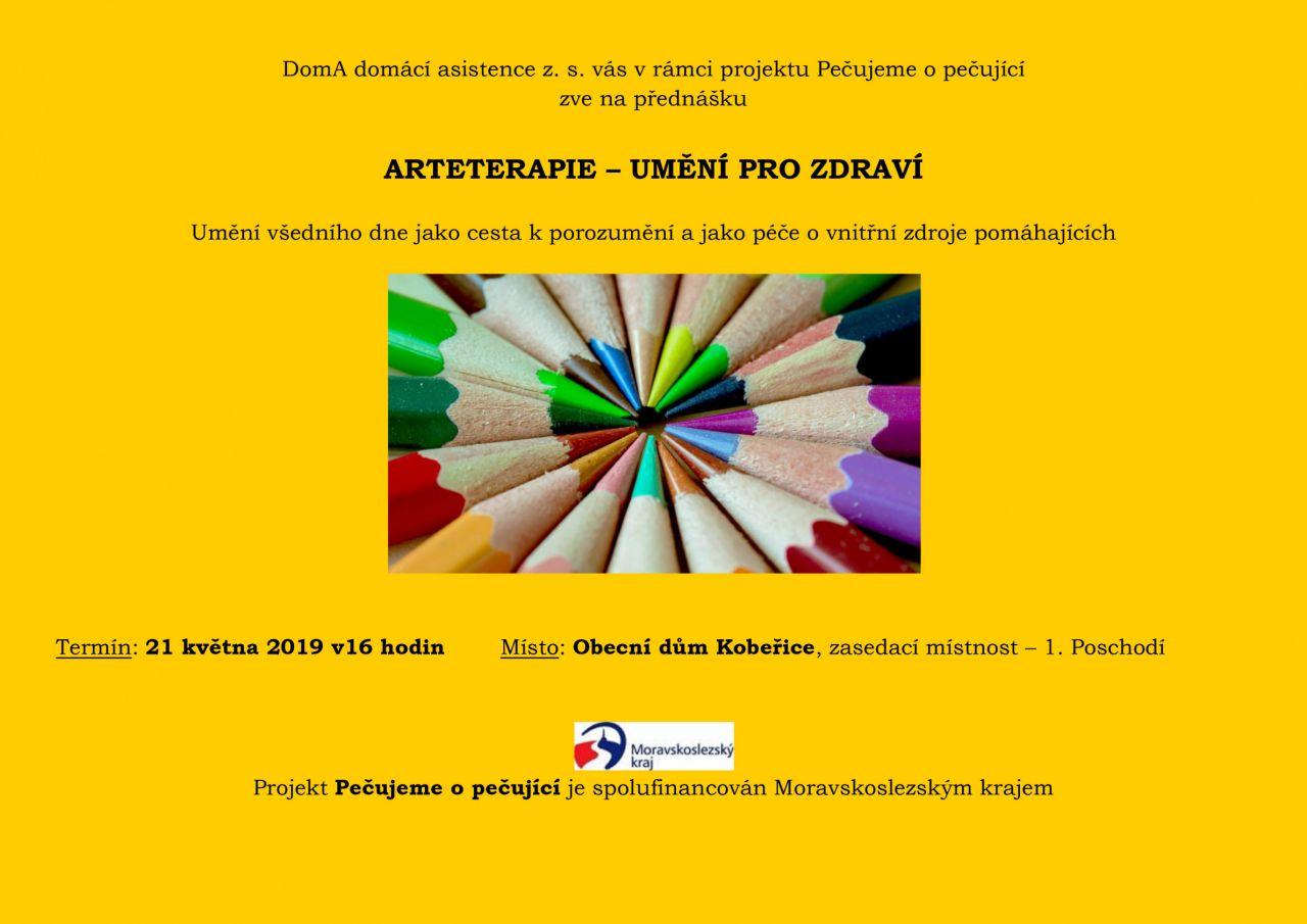 Arteterapie - umění pro zdraví 1