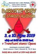 Darování krve  1